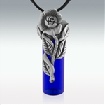 Lovely Rose Memorial/oil Bottle
