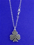 Celtic Shamrock Necklaces (RPEW7)