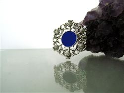 Pewter Scottish Thistle Pin (#JPEW5446)