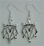 Luckenbooth Earrings