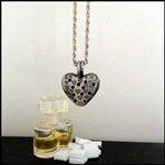 Lovely Heart Diffuser ( pew105)