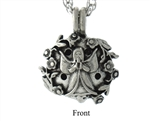 Pewter Angel Diffuser (#PEW525)
